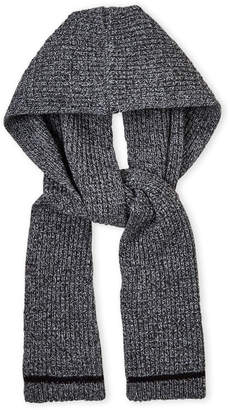 MICHAEL Michael Kors Marl Yarn Hooded Scarf