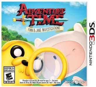 Nintendo Kohl's Adventure Time: Finn & Jake Investigations for 3DS