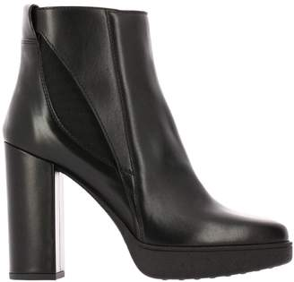 Tod's Heeled Booties Shoes Women