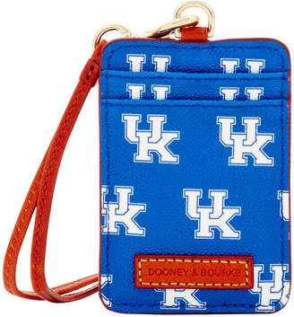 Dooney & Bourke NCAA Kentucky ID Lanyard