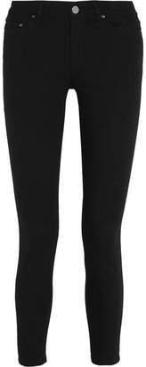 Acne Studios - Skin 5 Mid-rise Skinny Jeans - Black