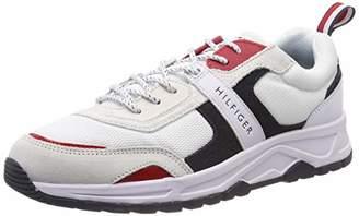 1bd821d1317d66 Tommy Hilfiger Men s Fashion Mix Sneaker Low-Top