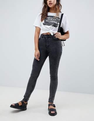 Cheap Monday High Waist Skinny Jean