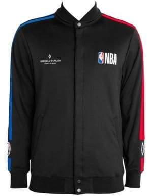 Marcelo Burlon County of Milan NBA Track Jacket