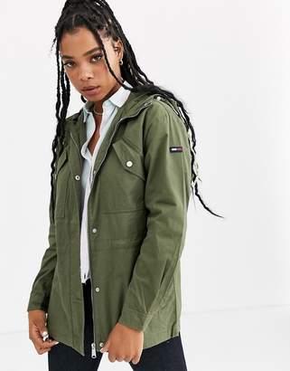 Tommy Jeans Essential parka jacket
