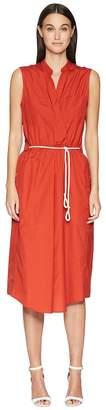 Vince Sleeveless Utility Dress Women's Dress