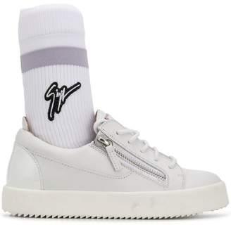 Giuseppe Zanotti Design flat sole sneakers