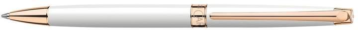 Léman Slim Ballpoint Pen, White