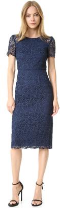 Shoshanna Beaux Lace Dress $395 thestylecure.com
