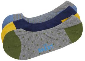 Basic No-Show Cotton Socks (3 PK) $15 thestylecure.com