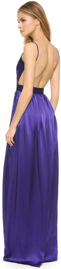 ONE by Contrarian Babs Bibb Maxi Dress 21