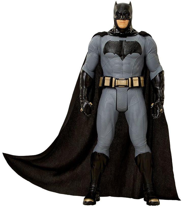 DC Comics Batman v Superman: Dawn of Justice Big Figs 19-in. Batman Action Figure
