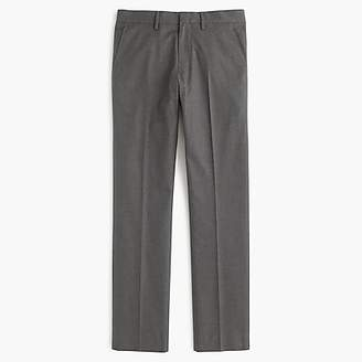 J.Crew Ludlow Classic-fit pant in heather cotton twill
