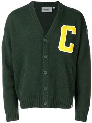 Carhartt Heritage C patchwork cardigan
