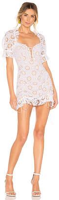 For Love & Lemons X REVOLVE Daisy Eyelet Dress