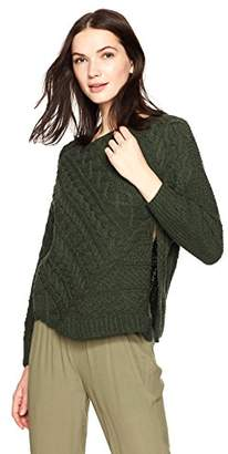 Baja East Women's Wool and Cashmere Sweater