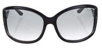 Tom Ford Tinted Oversize Sunglasses
