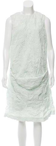 Michael Kors Textured Midi Dress w/ Tags