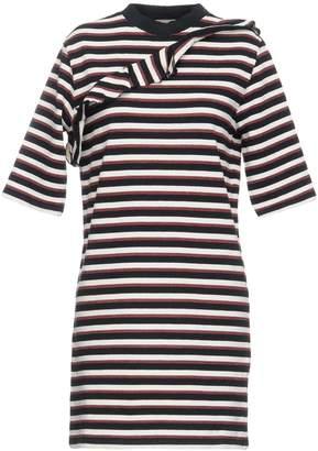 MAISON KITSUNÉ Short dresses - Item 34855344AF