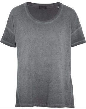 Belstaff Slub Cotton-Jersey T-Shirt