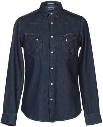 Wrangler Denim shirts - Item 42704365WS
