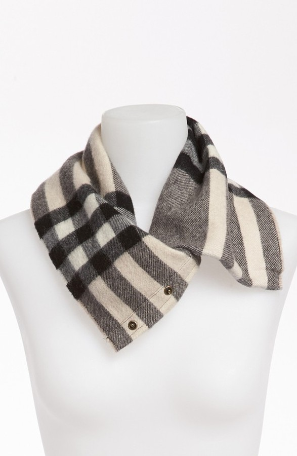 Burberry Exploded Check Cashmere Snood (Little Girls & Big Girls)