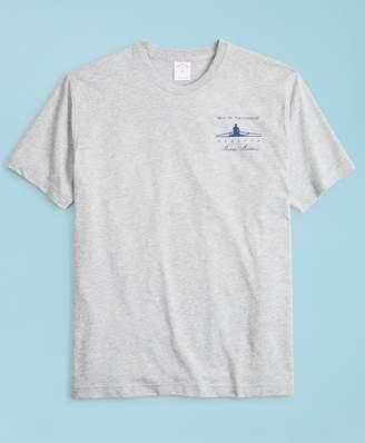 Brooks Brothers 2018 Head Of The Charles Regatta Cotton T-Shirt