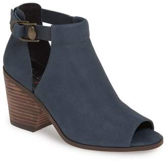 Sole Society Caprica Open Toe Bootie