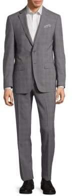 Mason Slim-Fit Wool Suit