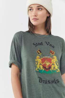 Future State City Of Brussels Crest Tee