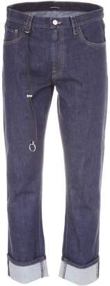 Prada Linea Rossa Five Pockets Jeans