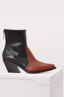 Givenchy Cowboy ankle boots