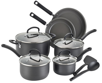 T-Fal T-fal Precision 12 Piece Cookware Set