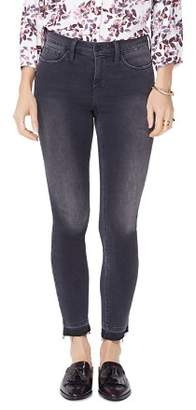 NYDJ Ami Released-Hem Ankle Jeans in Olympic