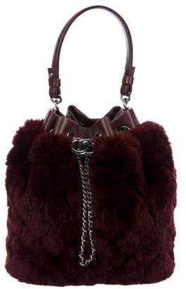 Chanel 2017 Orylag Drawstring Bag