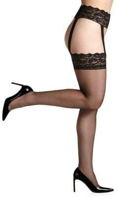 Berkshire Sexyhose Garter and Lace Top Stocking