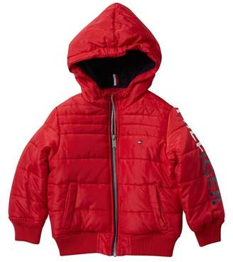 Tommy Hilfiger Rory Puffer Jacket (Toddler Boys)