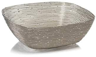 Zodax Zulu Large Square Woven Wire Basket