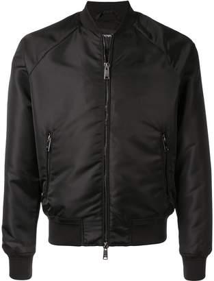 Emporio Armani classic bomber jacket