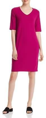 Eileen Fisher V-Neck Shift Dress