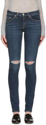 Rag & Bone Indigo Skinny Jeans