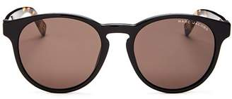 Marc Jacobs Women's Round Sunglasses, 52mm