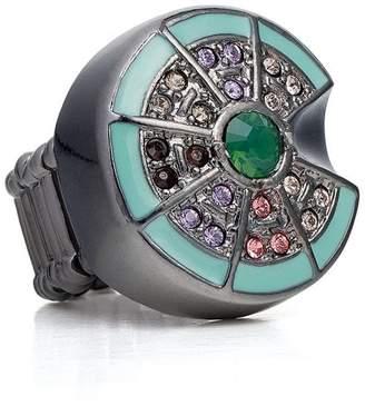 Camila Klein enamelled ring