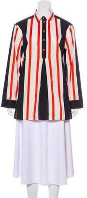 Dolce & Gabbana Stripe Tunic Top