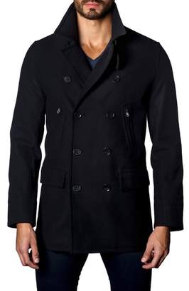 Jared Lang Double-Breasted Coat