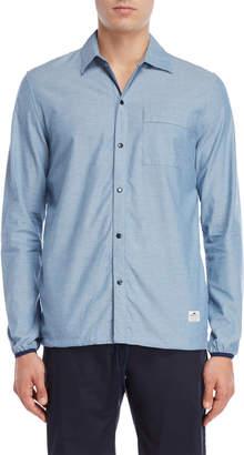 Penfield Blackstone Chambray Collar Shirt