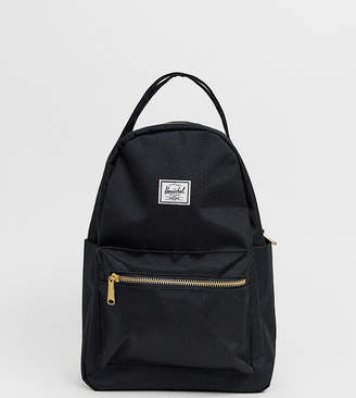 Herschel Nova black backpack