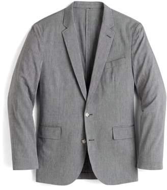 J.Crew J. CREW Ludlow Unstructured Stretch Cotton Blazer