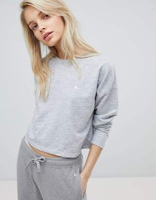 Jack Wills Drop Shoulder Lounge Top