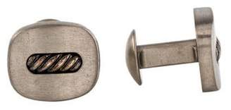 David Yurman Cufflinks